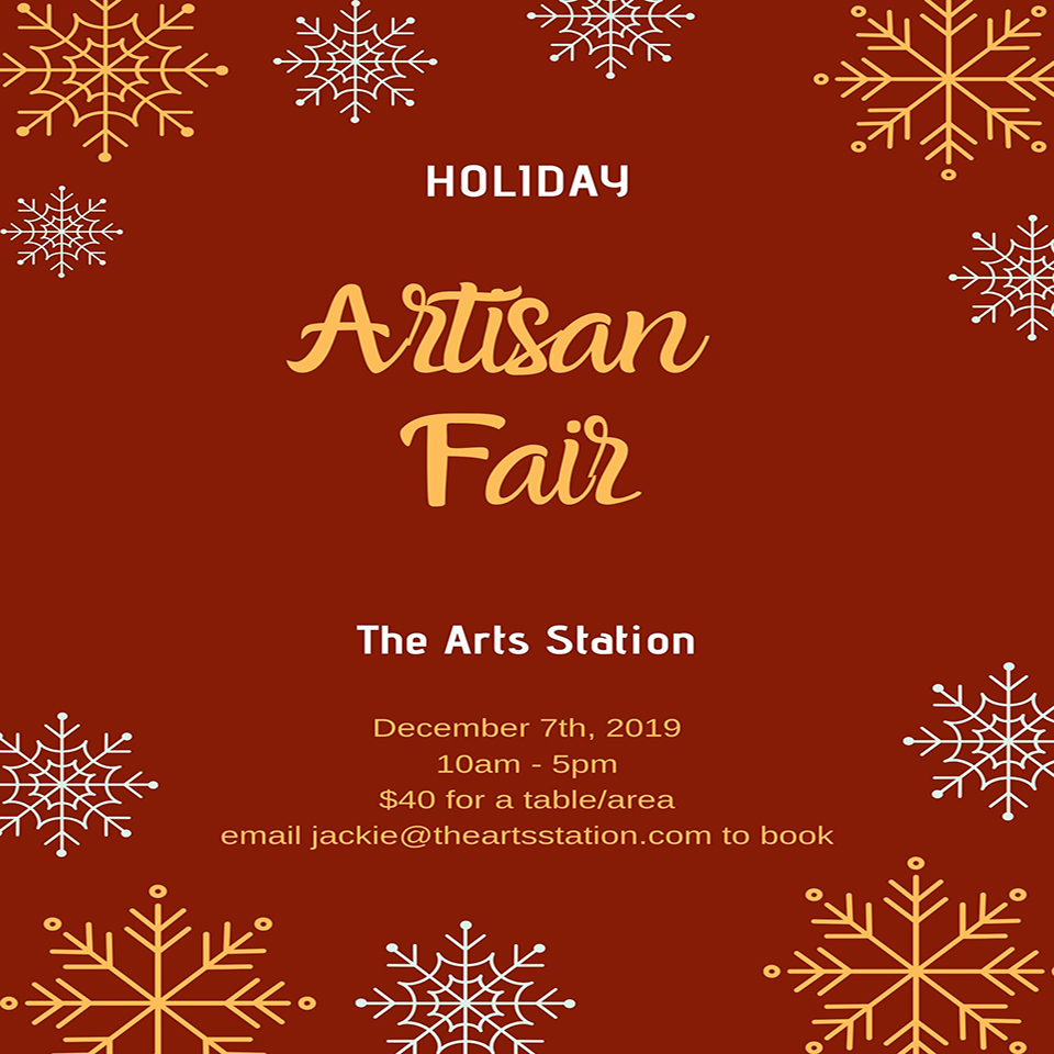 Holiday Artisan Fair